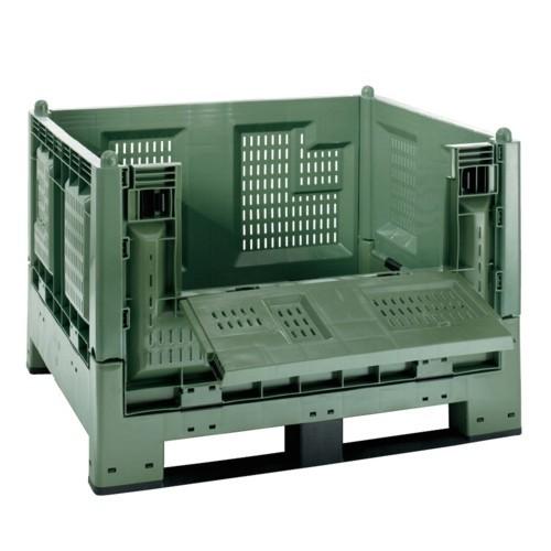 80124762-700 Cargo Fold grating  folding door - 1200x1000xh847