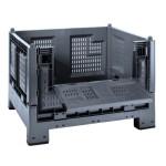 80124781-700 Cargo Fold grating folding door - 1200x1000xh847
